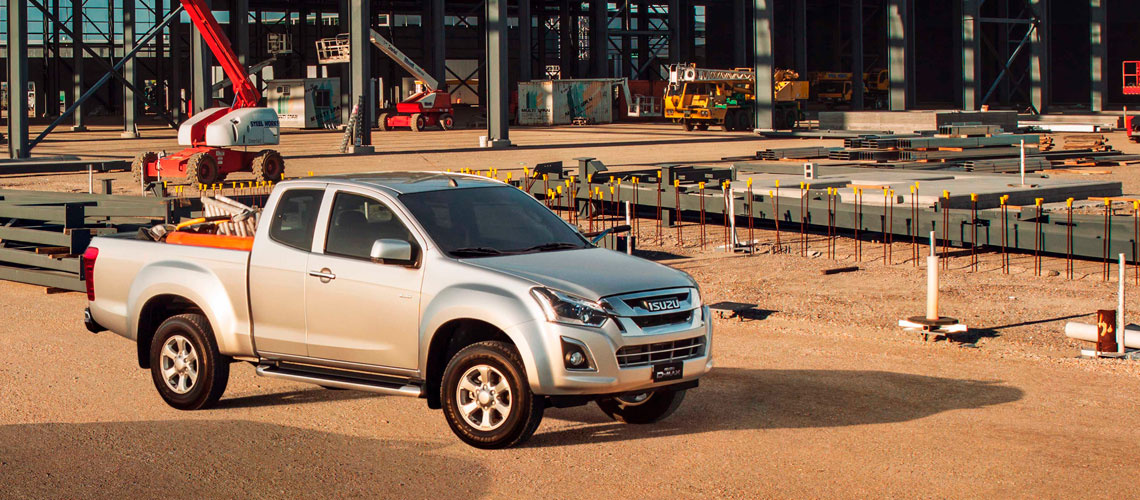 Isuzu PICK-UP D-MAX SPACE